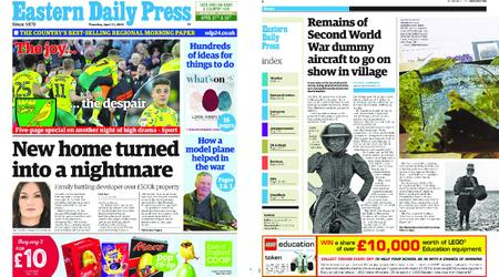 Eastern Daily Press – April 11, 2019