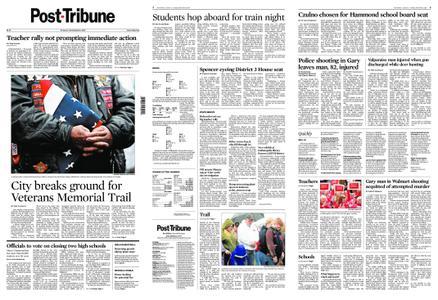 Post-Tribune – November 19, 2019