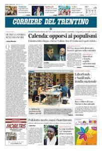 Corriere del Trentino - 1 Marzo 2018