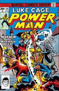 Luke Cage, Power Man 039 (1976) (Digital
