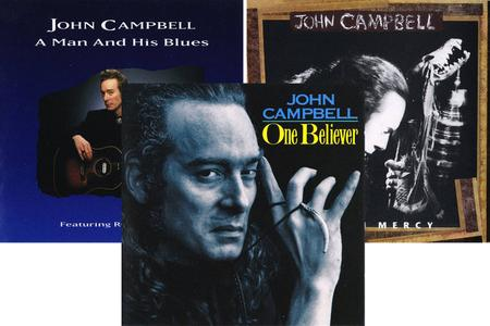 John Campbell - Albums Collection 1988-1993 (3CD) [Re-Up]
