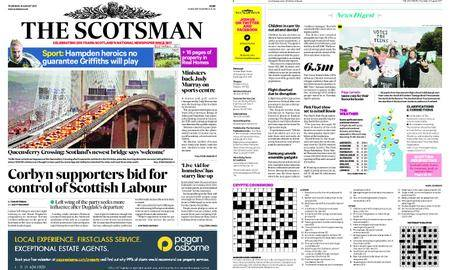 The Scotsman – August 31, 2017