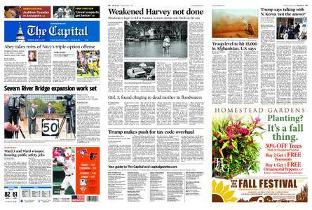 The Capital – August 31, 2017