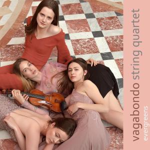 Vagabondo String Quartet - Evergreens (2019)