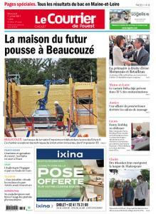 Le Courrier de l'Ouest Cholet – 07 juillet 2021