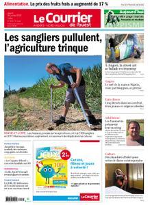 Le Courrier de l'Ouest Angers – 30 juillet 2020