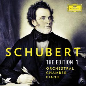 V.A. - Schubert - The Edition 1: Orchestral; Chamber; Piano (Limited Edition 39CD Box Set, 2016) Part 1