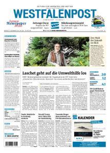 Westfalenpost Wetter - 03. Dezember 2018