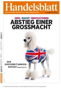 Handelsblatt - 17. Juni 2016