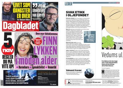 Dagbladet – 23. mars 2019