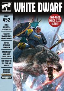 White Dwarf - Issue 452 2020