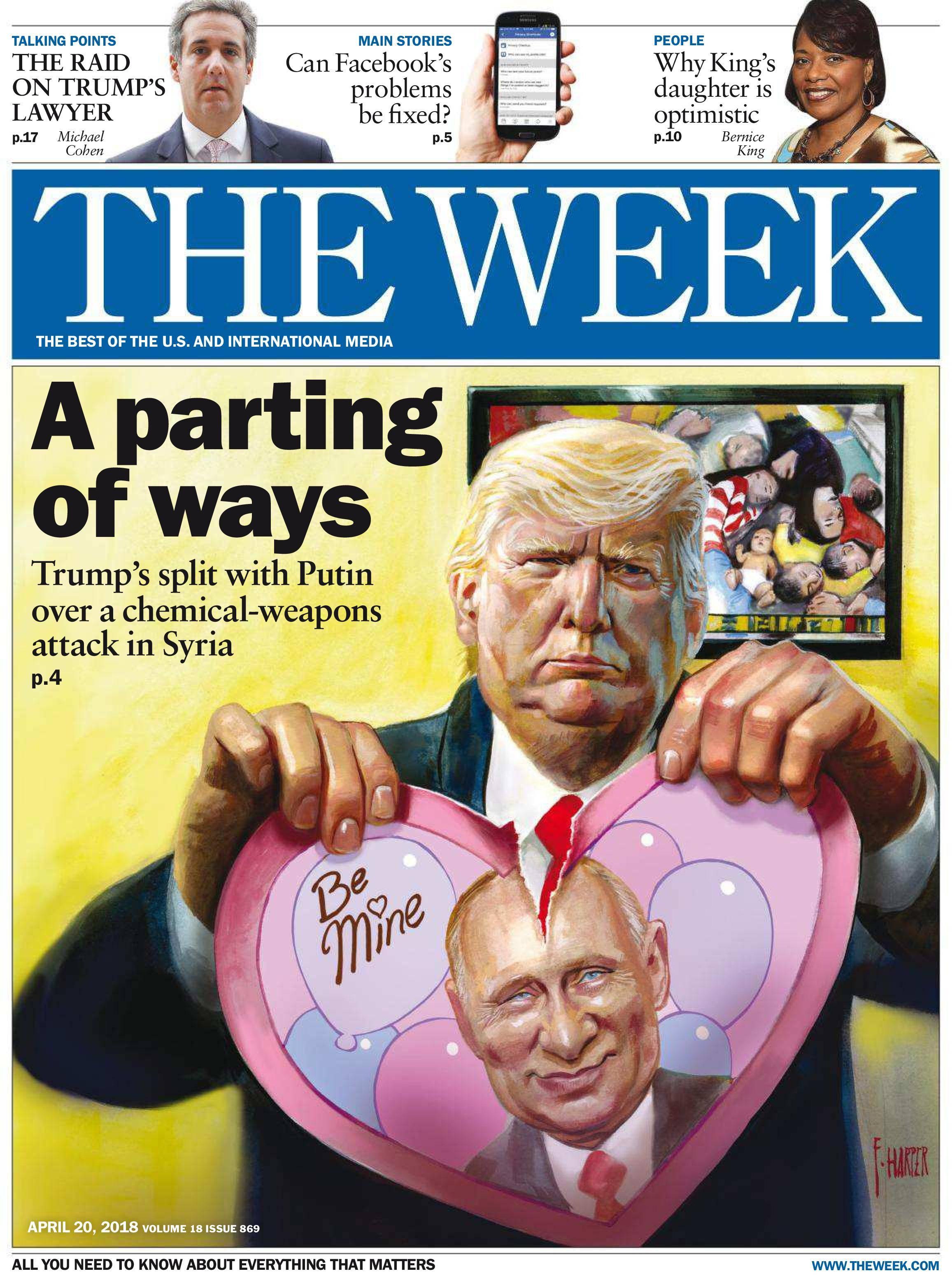 The Week USA - April 20, 2018