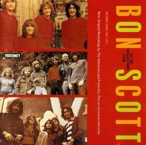 Bon Scott - The Early Years 1967-1972 (1988)