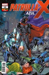 Patrulla-X Azul #19