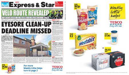 Express and Star City Edition – September 27, 2018