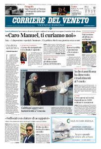 Corriere del Veneto Vicenza e Bassano – 08 febbraio 2019