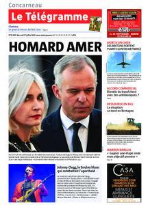 Le Télégramme Concarneau – 17 juillet 2019