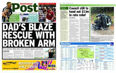 Nottingham Post – October 23, 2017
