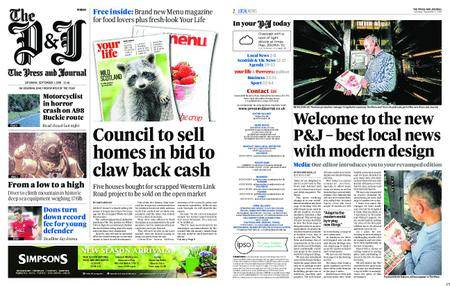 The Press and Journal Moray – September 01, 2018