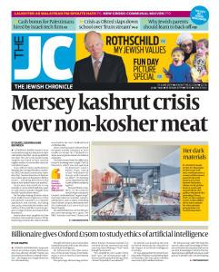 The Jewish Chronicle - June 20, 2019