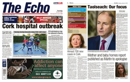 Evening Echo – January 12, 2021