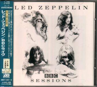 Led Zeppelin - BBC Sessions (1997) {Japan 1st Press}
