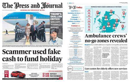 The Press and Journal Moray – July 13, 2018