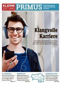 Kleine Zeitung Primus Wirtschaftsmagazin - 6 November 2017