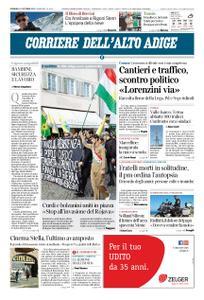 Corriere dell'Alto Adige – 13 ottobre 2019