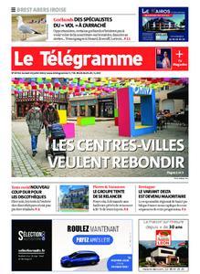 Le Télégramme Brest Abers Iroise – 10 juillet 2021