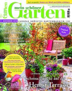 Mein schöner Garten – November 2018