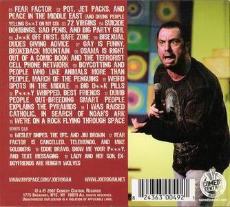 Joe Rogan - Shiny Happy Jihad (2007) {Comedy Central} **[RE-UP]**