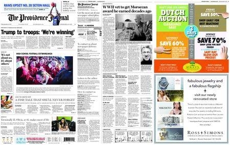 The Providence Journal – November 24, 2017