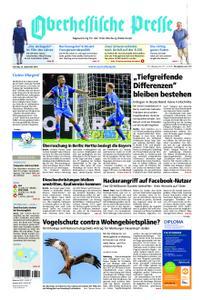 Oberhessische Presse Marburg/Ostkreis - 29. September 2018