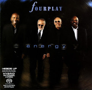 Fourplay - Energy (2008) MCH PS3 ISO + Hi-Res FLAC