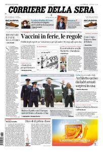 Corriere della Sera - 10 Giugno 2021