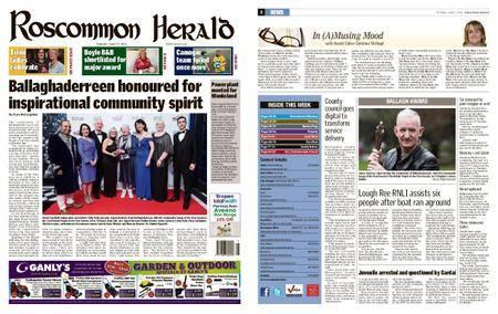 Roscommon Herald – April 17, 2018