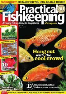 Practical Fishkeeping - September 2016