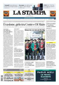 La Stampa Imperia e Sanremo - 14 Ottobre 2019