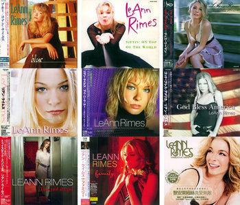 LeAnn Rimes - Albums Collection 1996-2007 (11CD) [Re-Up]