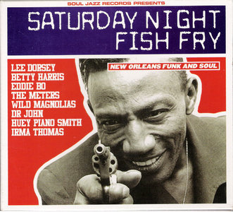 VA - Saturday Night Fish Fry (2001) {Soul Jazz} **[RE-UP]**