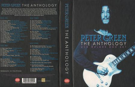 Peter Green - The Anthology (2008) {4CD Deluxe Box Set} Repost