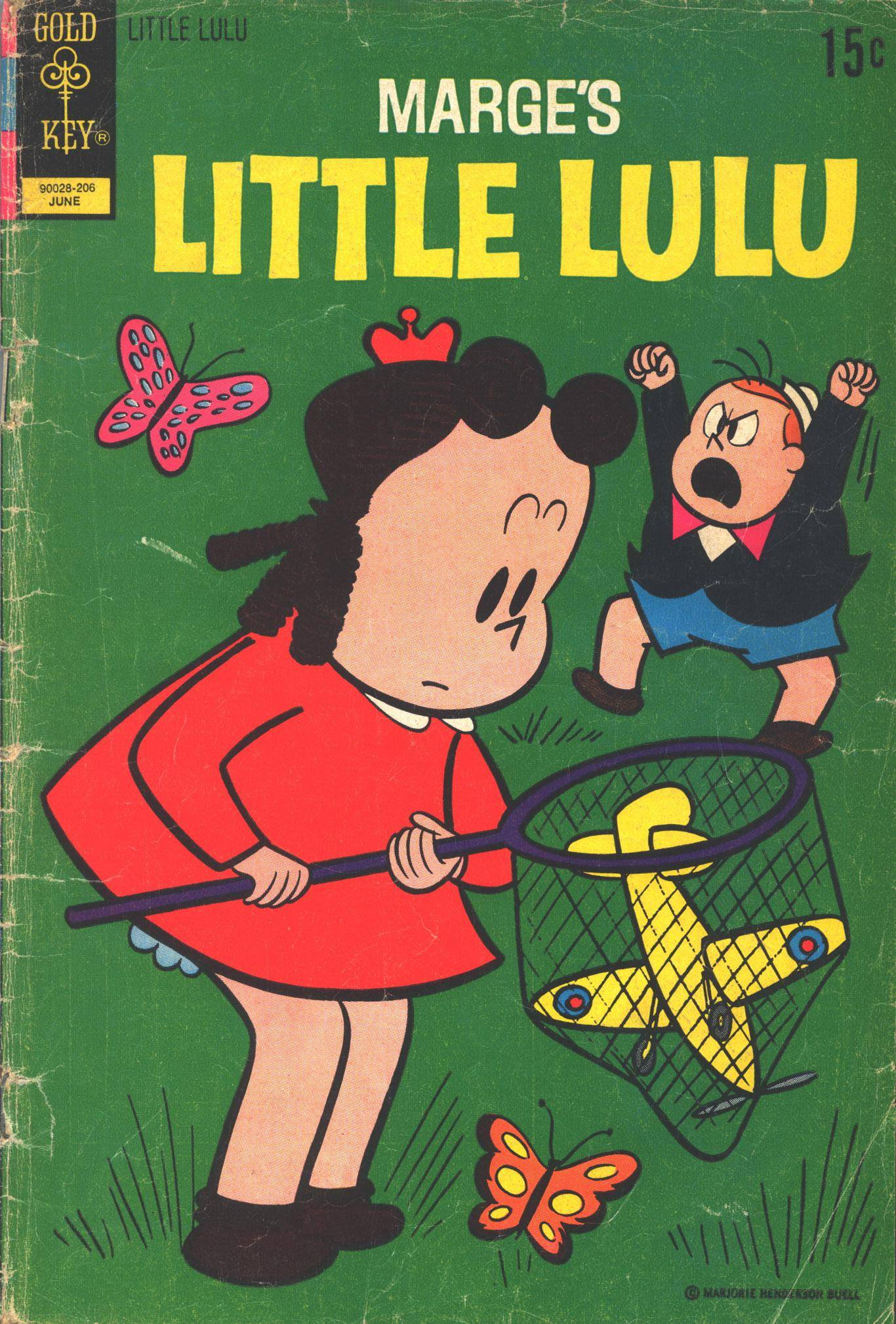 Little Lulu 1972-06 205