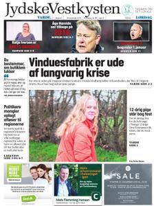 JydskeVestkysten Varde – 29. december 2018