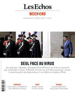 Les Echos Week-end - 3 Avril 2020