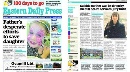 Eastern Daily Press – April 18, 2018
