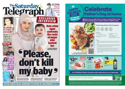The Daily Telegraph (Sydney) – September 05, 2020