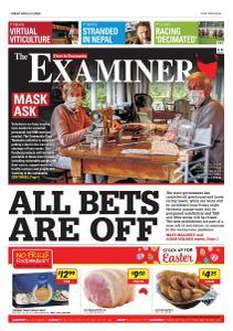 The Examiner - April 3, 2020