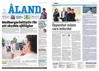 Ålandstidningen – 08 juni 2020