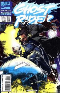 Ghost Rider Ann/GRANN01 (cbz